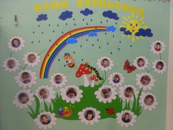 Оформление детского сада своими руками в картинках
