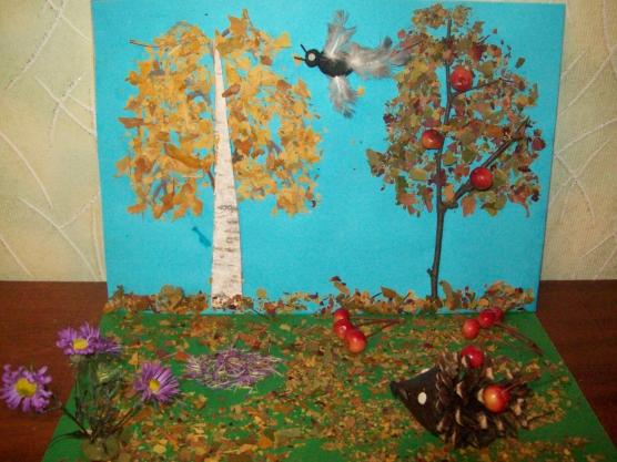 Тема осень в детском саду фото