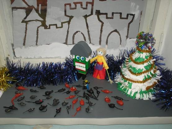 Новогодний конкурс «Зимняя сказка»