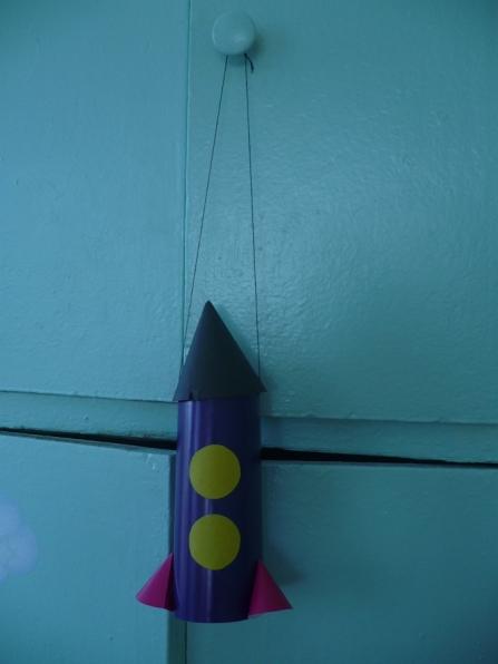 Как сделать свою ракету только из бумаги 157
