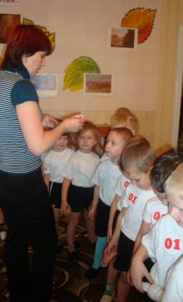 знакомство учителя с детьми по физкультуре