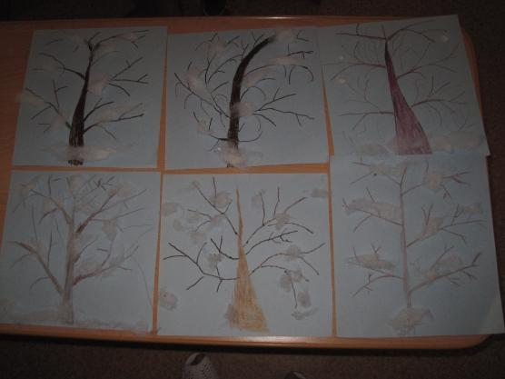 невролог, раскидистое дерево рисунок в средней группе фотографий