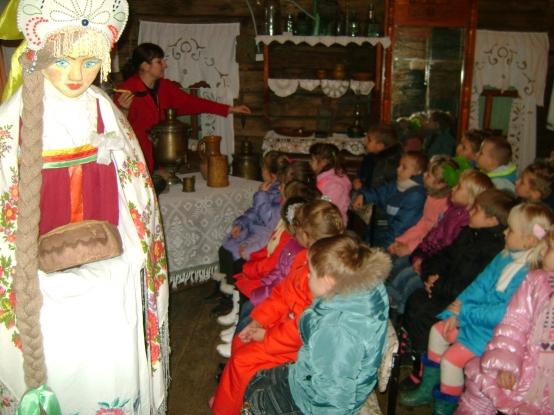 куприна бударина знакомство детей с русским народным творчеством