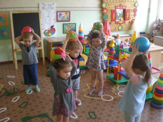 знакомство с детским садом младшая группа