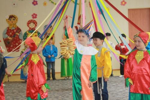 Детский сценарий русский народный праздник