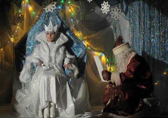 Снежная королева сценарий в стихах