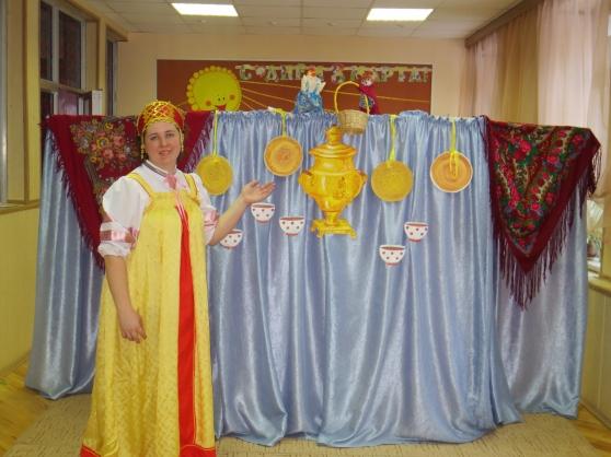 Театральная сценка для детей дошкольного возраста