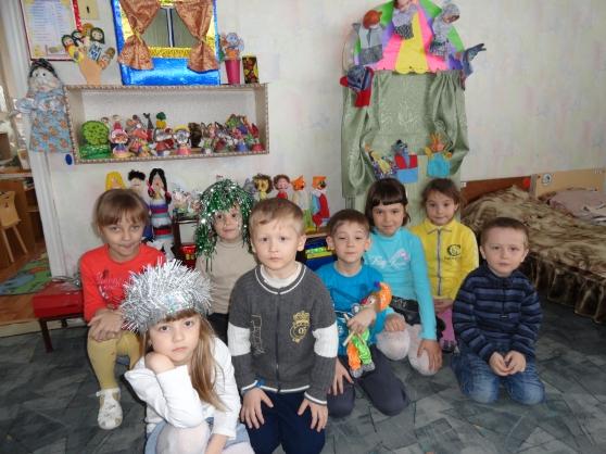 Виды детских театров своими руками фото 21
