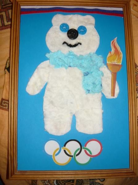 Поделки своими руками олимпийские символы фото 511