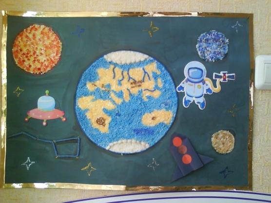 Поделки по теме космос - Поделки
