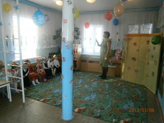 Весенние праздники в нашем детском саду