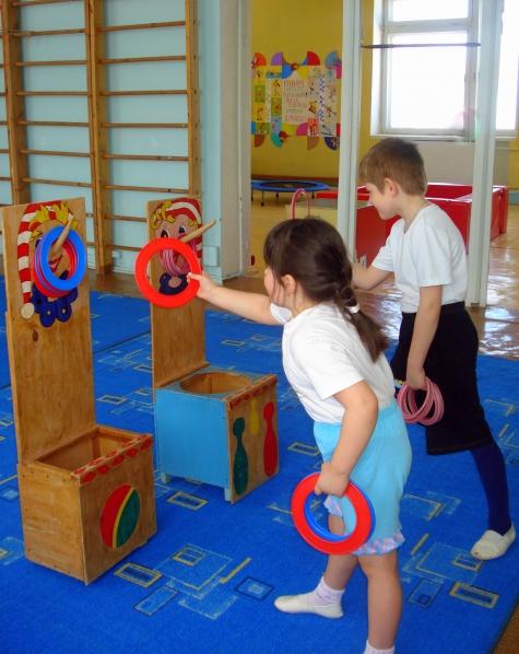 Спортивные тренажеры своими руками в детсад