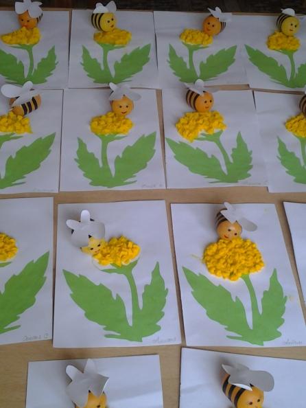 Рисование первых весенних цветов в подготовительной группе