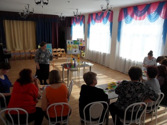 Мастер-класс для молодых воспитателей «Оригами и развитие ребенка»