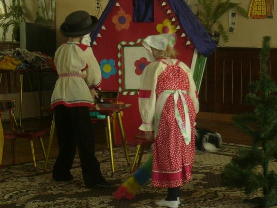 Сценарий пасхального праздника «Пасхальный Колобок»