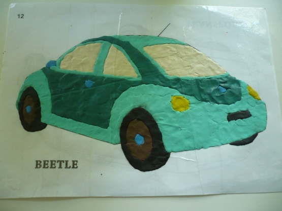 Поделки на тему автомобилей