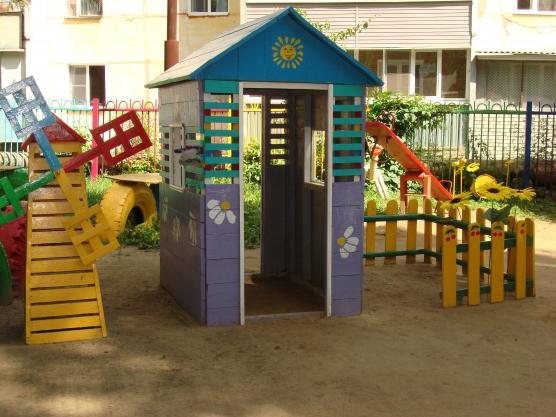 Оформление веранды в детском саду своими руками