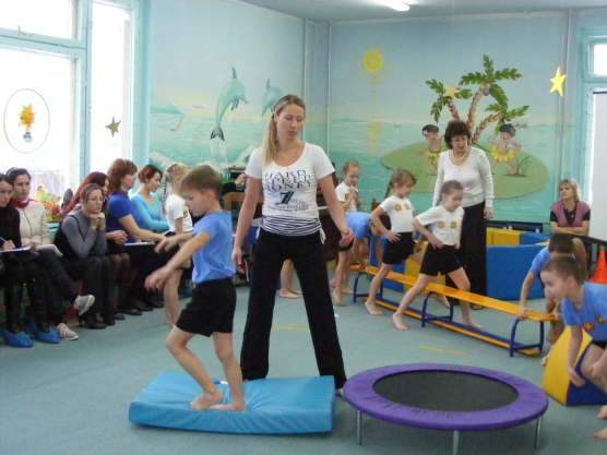 физкультура в детском саду конспекты