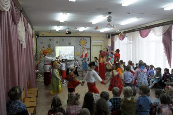 «Здравствуй, Масленица». Фольклорный праздник для младшего и старшего дошкольного возраста с использованием ИКТ