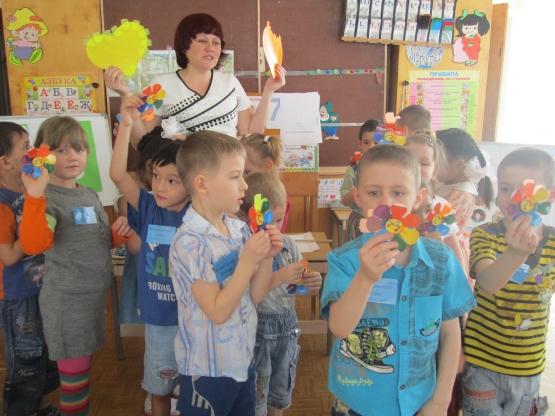 занятие для детского сада знакомства окружающим миром
