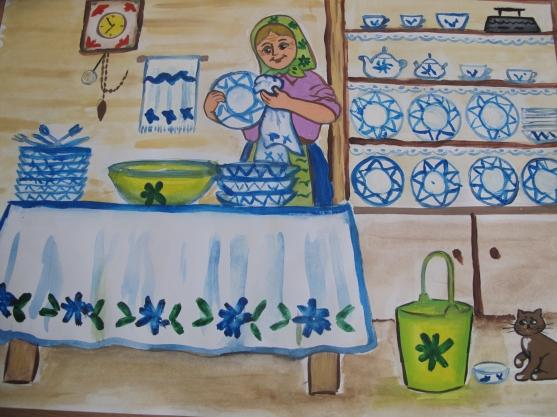 Посуда для детского сада