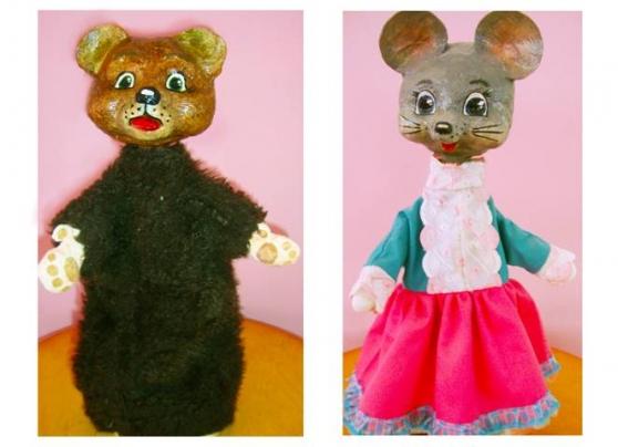 фото куклы би-ба-бо