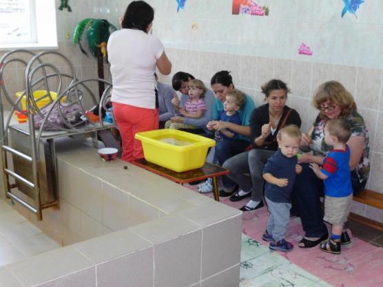 знакомство с посудой ранний возраст