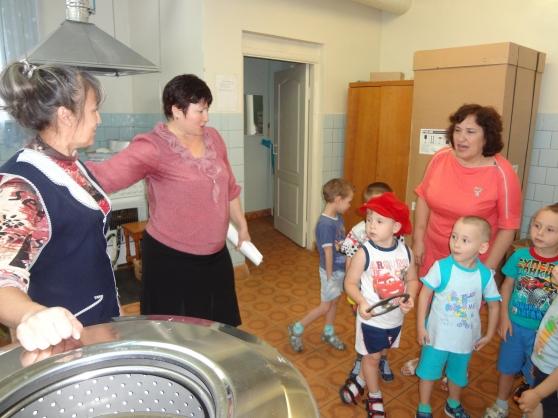 знакомство с другим детским садом