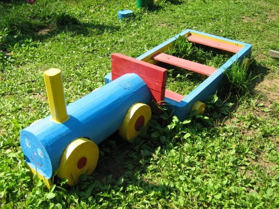 Постройки для участка детского сада своими руками фото