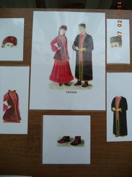 Дидактическая игра национальные костюмы изготовление детьми пошагово