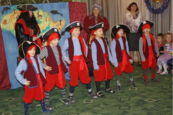 Сценарий новогоднего утренника для детей подготовительной к школе группы