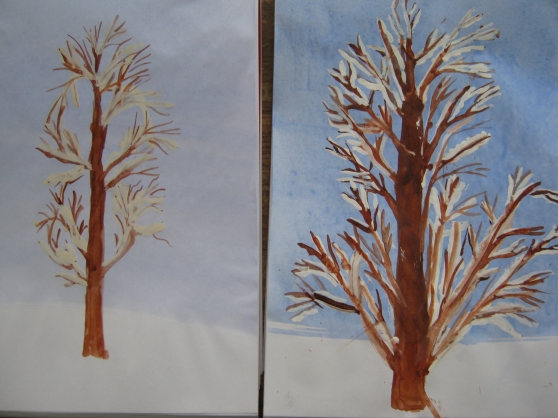 ритуал раскидистое дерево рисунок в средней группе актер разнопланового