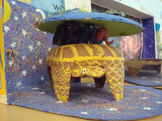 Как сделать черепаху из пластилина фото 850