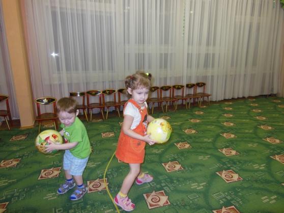 игры в зале для детей на знакомство
