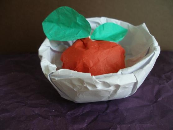 Скульптура из бумаги как средство