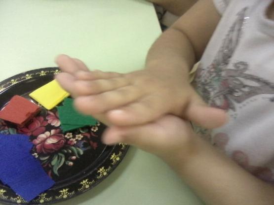 познакомить детей с игрой занятие