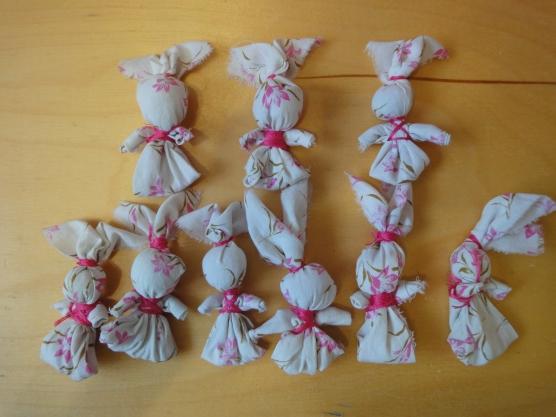 Как сделать куклу своими руками с детьми