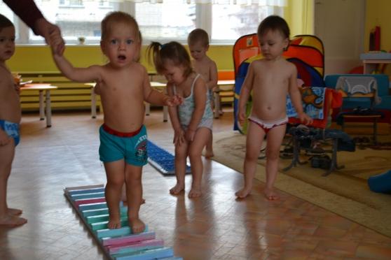Оздоровление ребенка в домашних условиях