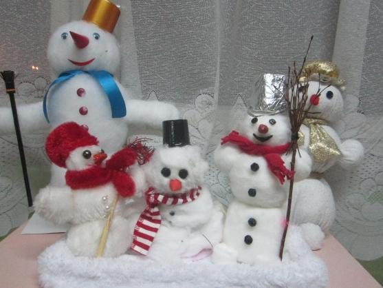 Новогоднее оформление нашей группы