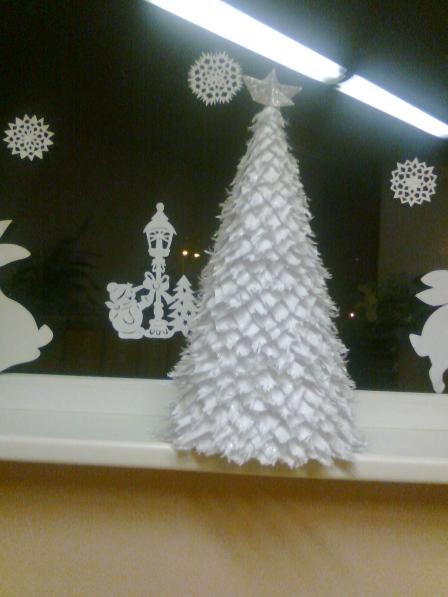 Новогодние поделки в детский сад своими руками