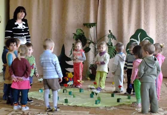 конспект занятия знакомство детей друг с другом