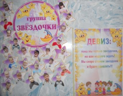 Оформление группы звездочка в детском саду своими руками фото по фгос