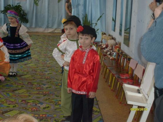 Песня моя— Россия. Сценарий праздника