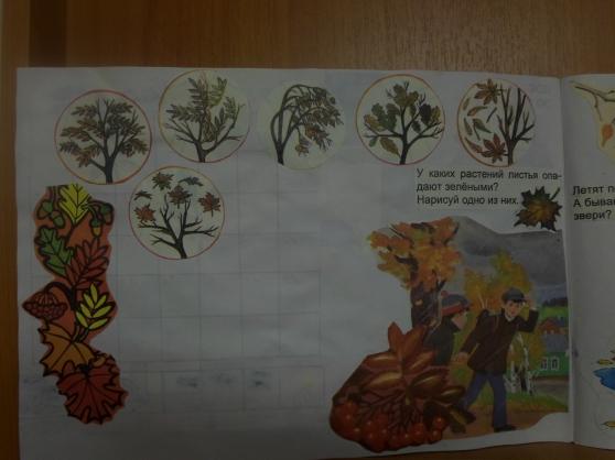 знакомство детей с календарем в детском саду