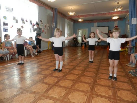 Мастер-класс проведение утренней гимнастики