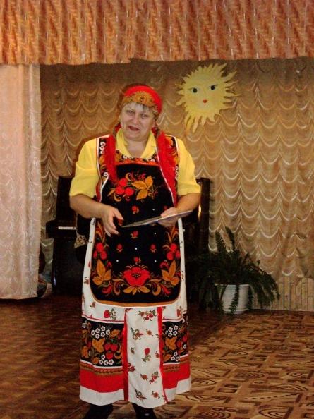 знакомство с русским народным бытом