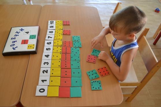 Математические игрушки своими руками