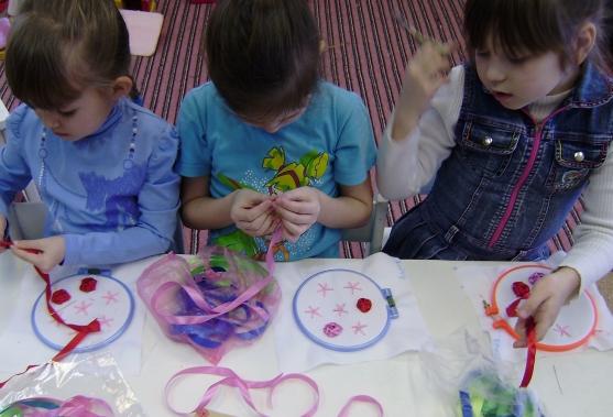 Программа кружка вышивка дошкольники
