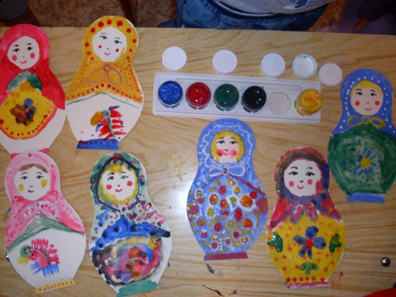 Поделки русского народного творчества своими руками