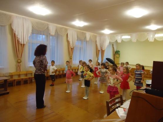 Мастер-класс «Танцевально-ритмическая деятельность дошкольников»